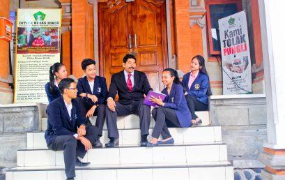 Sambut 2018, IHDN Canangkan Sebagai Kampus Kerukunan
