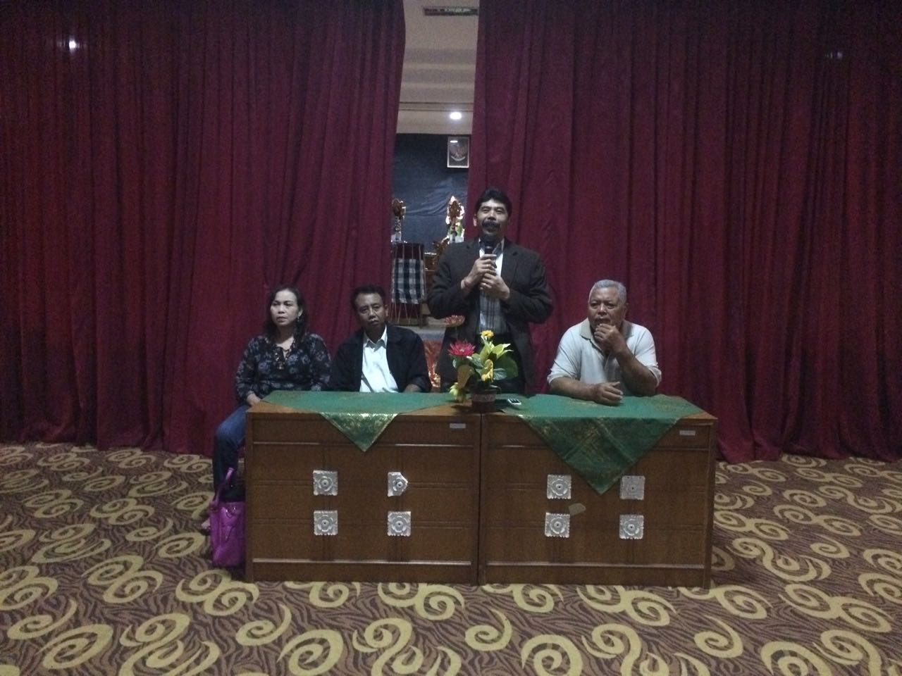 Civitas Akademika IHDN Denpasar Tirta Yatra