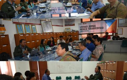 RELAWAN JURNAL INDONESIA BALI (RJI) DAN IHDN DENPASAR LAKSANAKAN LITERASI JURNAL MENUJU TERAKREDITASI