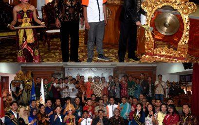 INSTITUT HINDU DHARMA NEGERI DENPASAR TUAN RUMAH MUNAS RELAWAN JURNAL INDONESIA (RJI) 2019