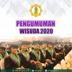 INFORMASI PENDAFTARAN WISUDA ANGKATAN I UNIVERSITAS HINDU NEGERI I GUSTI BAGUS SUGRIWA DENPASAR TAHUN AJARAN 2020/2021