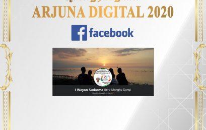 LOMBA ARJUNA DIGITAL UMUMKAN 10 BESAR NOMINATOR PENERIMA PENGHARGAAN ARJUNA DIGITAL 2020